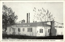National Veneer & Lumber Company, West Second Street