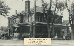 Travelers' Inn - Mrs UJ Shively - 301 W Market Street on US-6