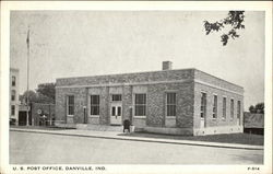 Street View of US Post Office