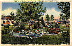 Bob's Bar-B-Q, Inc. - Rock Garden and Cabins