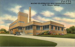Wayne Co-operative Milk Producers Plant