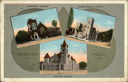 Episcopal, Presbyterian and Baptist Churches
