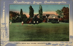 Greetings - South Grove Golf Course