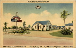 Blue Bird Tourist Court