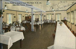 Original Irish Hills Hotel - Dining Room
