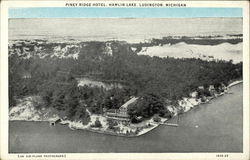 Piney Ridge Hotel, Hamlin Lake