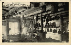 Walker Tavern - Old Kitchen