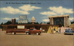 Paul Bunyan Playground