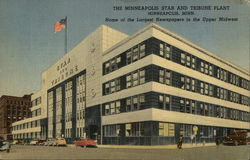 The Minneapolis Star and Tribune Plant