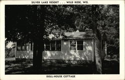 Silver Lake Resort - Doll-House Cottage