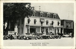 Mauston Hotel & Coffee Shop