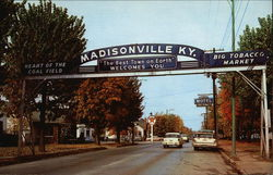 Greetings from Madisonville, Kentucky