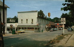 Brown County Scenery - Street Scene