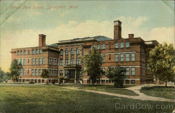 Forest Park School Springfield Massachusetts