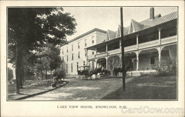 Lake View House Knowlton Canada Quebec