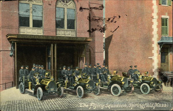 The Flying Squadron Springfield Massachusetts
