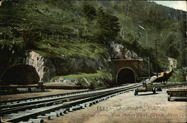 Hoosac Tunnel, East Portal North Adams Massachusetts