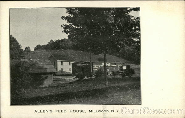 Allen's Feed House Millwood New York