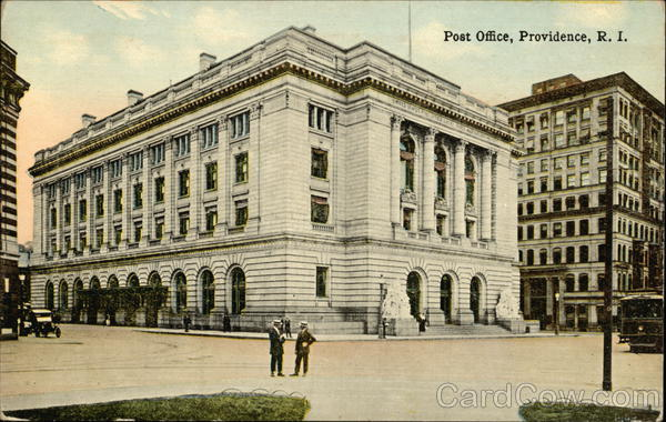 Post Office Providence Rhode Island