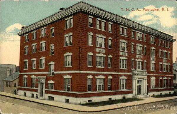 Street View of YMCA Pawtucket Rhode Island
