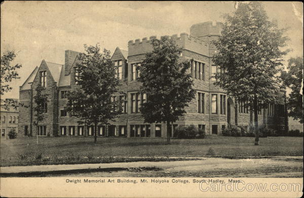 Mt. Holyoke College - Dwight Memorial Art Building South Hadley Massachusetts