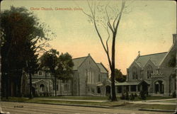 Christ Church Postcard