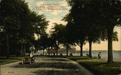 Seaside Park, showing Locomobile Co. of America