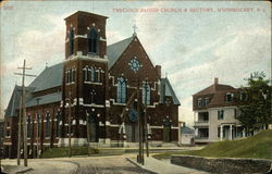 Precious Blood Church and Rectory