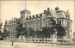 I.C.R. General Offices