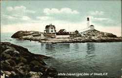 White Island Lights, Isles of Shoals