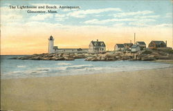 The Lighthouse and Beach, Annisquam