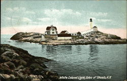 White Island Light, Isles of Shoals