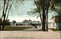 Bangor and Aroostook Station
