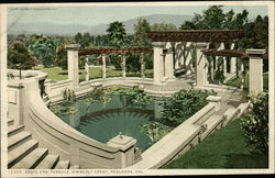 Kimberly Crest - Basin and Pergola