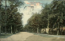 Lake Drive and the Laurel in the Pines