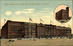 Cluett, Peabody & Co. Collar, Cuff and Shirt Factory
