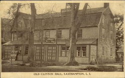 Old Clinton Hall
