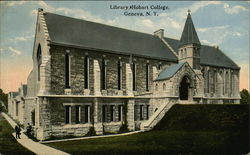 Hobart College - Library