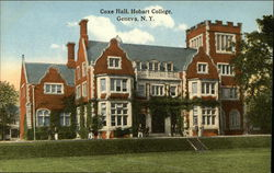 Coxe Hall, Hobart College