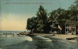 Kashong Point at Seneca Lake