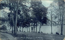 Water Front, Cayuga Lake Park