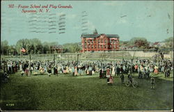 Frazer School and Play Grounds