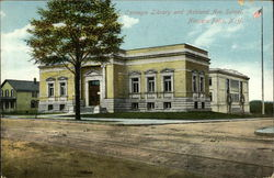 Carnegie Library and Ashland Avenue School