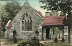 The Catherine Nellis Memorial Chapel