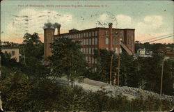 McClearey, Wallin and Crouse Rug Mill