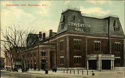 Street View of Convention Hall