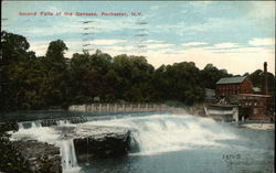 Second Falls of the Genesee