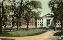 Brown University - Library and Historical Society Building