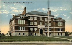West Broad Street School