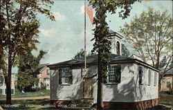 Erudition School House - 1794